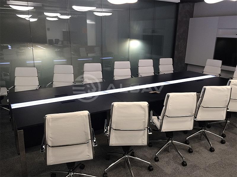 Переговорные столы ГАЗПРОМ